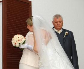 Menyasszony búcsúztatása