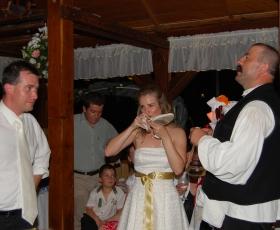 Menyasszonyi cipő űrméret vétel